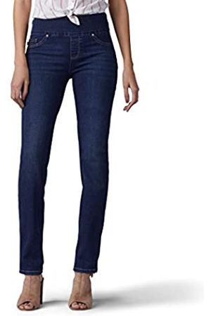 Lee Damen Sculpting Fit Slim Leg Pull On Jeans