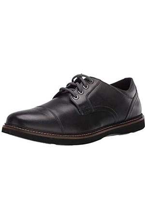 Nunn Bush Nunn Bush Herren Ridgetop Cap Toe with Comfort Gel and Memory Foam Lace Up Oxford