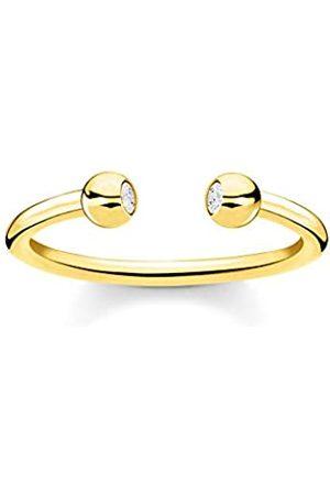 Thomas Sabo THOMAS SABO Damen Ring 925 Sterlingsilber