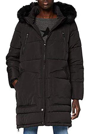 Carmakoma Damen Westen - Damen CARRHODA Winter Coat OTW Mantel, Black