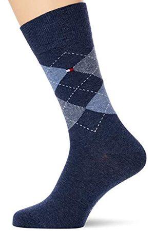 Levi's Unisex-Adult Split Tall Logo Regular Cut (2 Pack) Sock