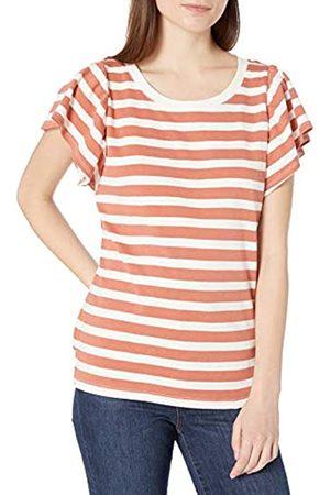 Goodthreads Top mit Ausgestellten Ärmeln aus Baumwolle Fashion-t-Shirts