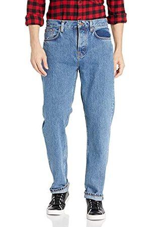 Nudie Jeans Unisex-Adult's Sleepy Sixten Friendly Blue