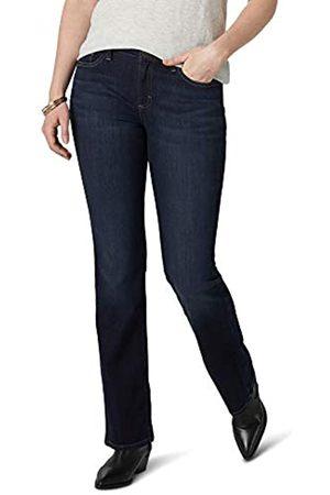 Lee Damen Straight - Damen Regular Fit Bootcut Jeans