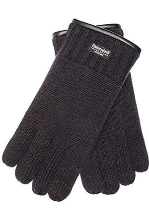 EEM Fashion EEM Herren Strick Handschuhe FYNN mit Thinsulate Thermofutter aus Polyester, Strickmaterial aus 100% Wolle;