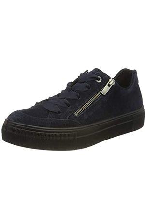Legero Damen Lima Sneaker, Blau (OCEANO 8000)