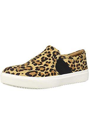 Dr. Scholl's Shoes Damen Wander UP Turnschuh, Mikrofaser, Leopardenmuster