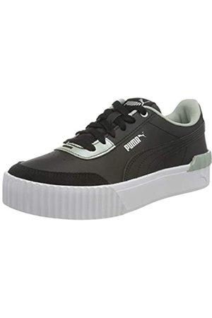 PUMA Damen Carina Lift Pearl Sneaker, Black Black