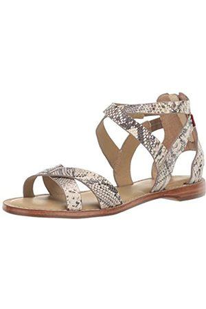 Marc Joseph New York Damen Womens Leather Made in Brazil Sandale