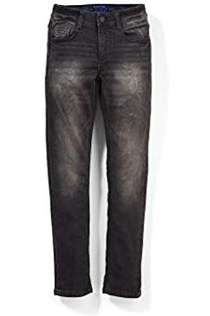 s.Oliver S.Oliver Jungen Regular Fit: Dunkle Jeans mit Slim leg dark grey 164.SLIM