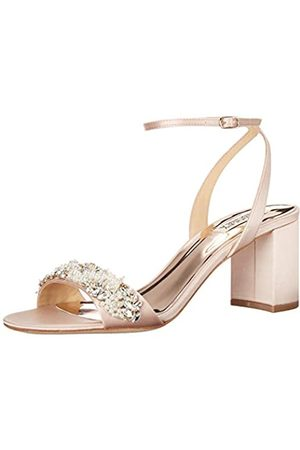 Badgley Mischka Damen CLARA Sandale mit Absatz