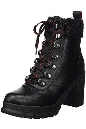 Buffalo Damen Miles Mode-Stiefel, Black