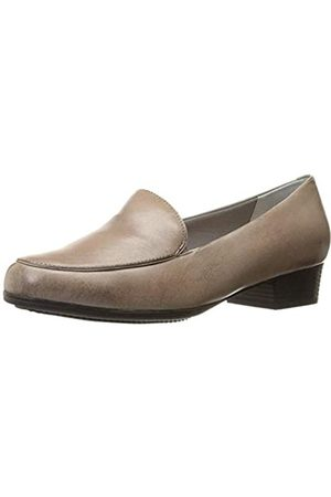 FrenchTrotters Women's Monarch Slip-On Loafer, Grey