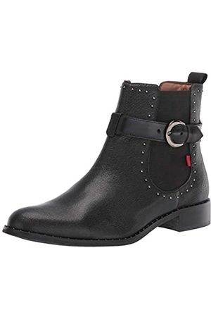 Marc Joseph New York Damen Leather Chelsea Boot with Buckle and Stud Detail Chukka-Stiefel