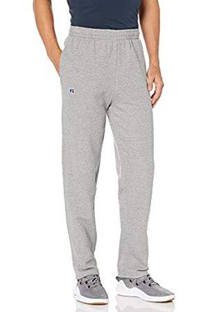 Russell Athletic Herren Cotton Classic Open Bottom Fleece Sweatpants Jogginghose