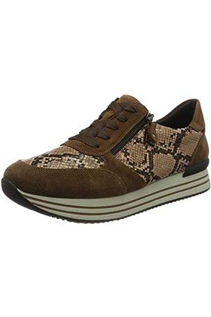 Remonte Damen D1300 Sneaker, Amaretto/Brown/ 24