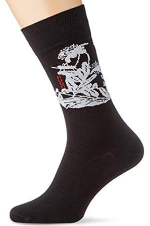 HUGO BOSS Herren RS Foliage CC Klassische Socken