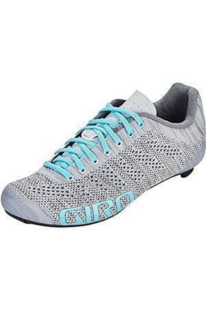 Giro Damen Empire E70 Knit Road Radsportschuhe - Rennrad, Mehrfarbig (Grey/Glacier 000)