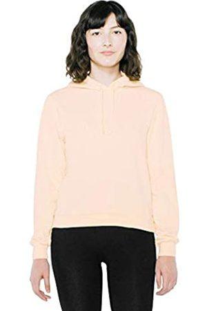 American Apparel Damen Sweatshirts - Damen French Terry Mid-Length Long Sleeve Hoodie Kapuzenpulli