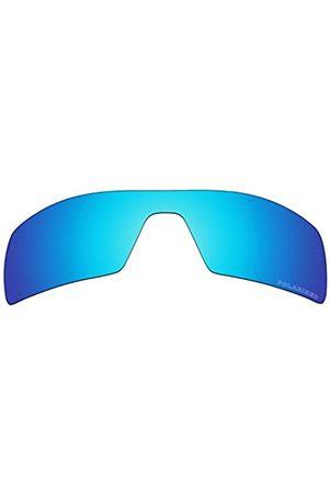 Tintart Tintart Herren Performance gläsern kompatibel mit Oakley Oil Rig polarisiertem radiert einheitsgröße