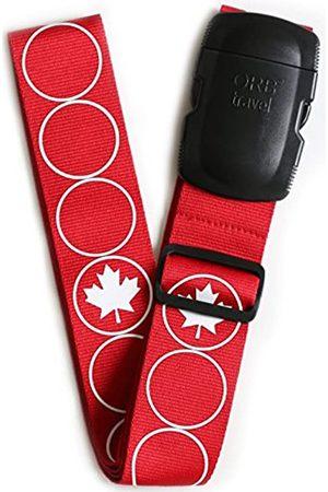 ORB ORB - Der Reisegepäckgurt ist 5,1 cm breit und 177