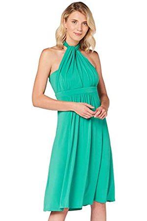 TRUTH & FABLE Amazon-Marke: Damen Hochzeitskleid Multiway Midi, (Alambra Green), 32