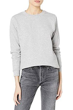 Gildan Gildan Damen Crewneck Sweatshirt, Grau-Sport Grey