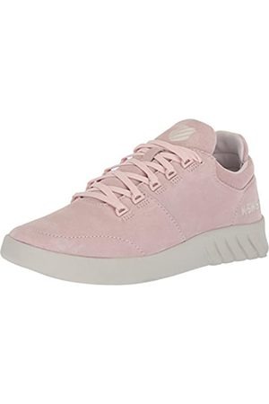 K-Swiss Damen Aero Trainer SDE Sneaker, Pink (Mauve Chalk/Barely Blue)