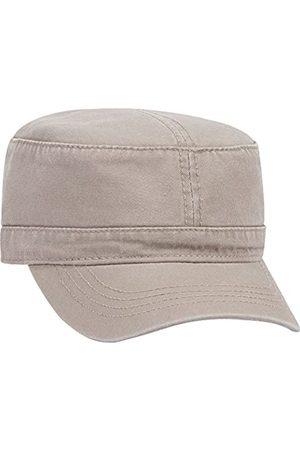 Otto Superior Garment Washed Cn Twill Military Cap - Beige - Einheitsgröße