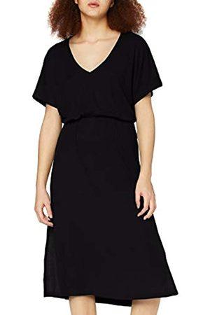 Lee Cooper Damen Freizeitkleider - Damen Rib Dress Lässiges Kleid