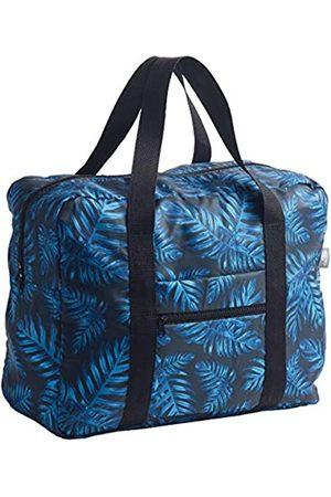 CEDON Easy Travel Bag Philodendron Blue   CEDON