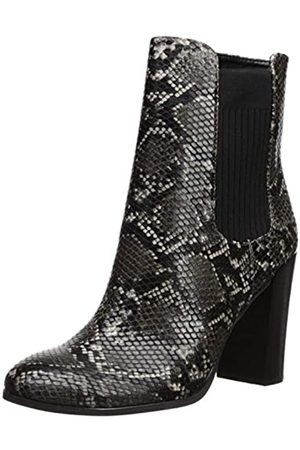 Kenneth Cole New York Damen Justin Heeled Ankle Bootie Stiefelette