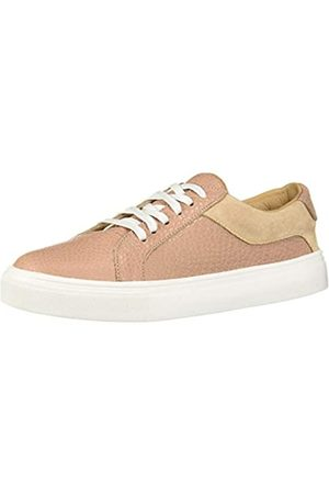 KAANAS Damen Greco LACE-UP Leather Fashion Sneaker