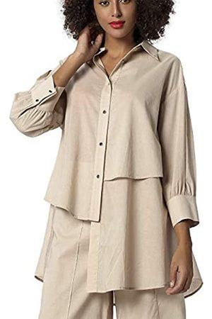 Apart APART Damen Oversize Bluse in elegant lässigem Style