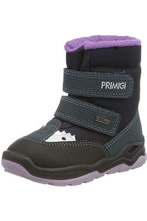 Primigi PRIMIGI PGYGT 63624 First Walker Shoe, AVIO/BL.SC/Nero