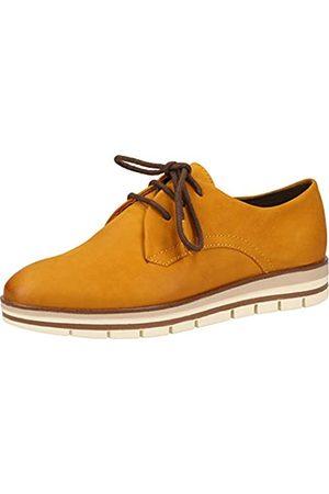 Marco Tozzi Damen 2-2-23209-25 Leder Schnürhalbschuh Sneaker