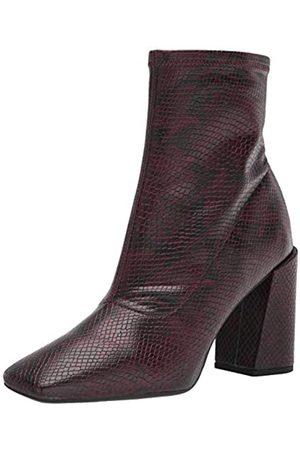 Franco Sarto Damen Harmond Mid Calf Stiefel, (Bordeaux)