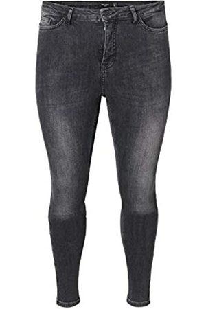 VERO MODA Female Skinny Fit Jeans VMLORA High Waist 50Black Denim