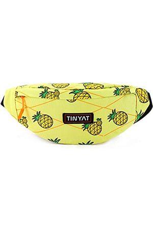 TINYAT TINYAT Reisetasche für den Sommer, für Wanderungen, süße Taille Pack für Männer
