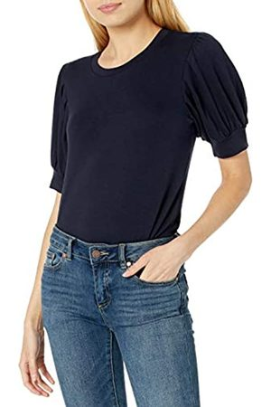 Daily Ritual Supersoft Terry Puff-Sleeve Top Shirts