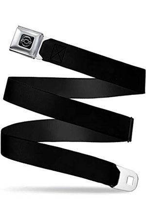 Buckle-Down Sicherheitsgurt – Schwarz – 2
