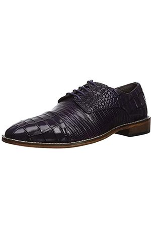 Stacy Adams Stacy Adams Talarico Herren Oxford-Cap-Toe, Violett (Pflaume)