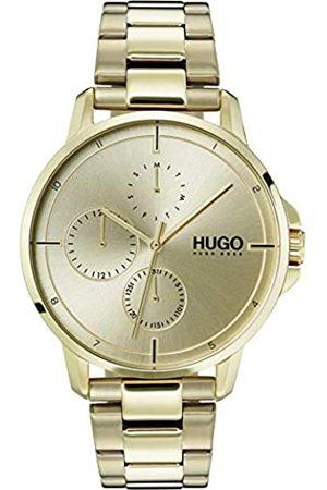 HUGO BOSS Herren Multi Zifferblatt Quartz Armbanduhr Focus