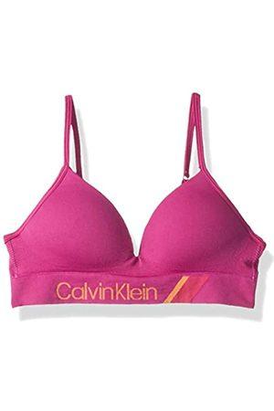 Calvin Klein Mädchen BHs & Bustiers - Mädchen Seamless Hybrid Bra BH, Geformt-Bowie
