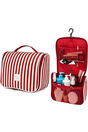7Senses Kulturbeutel zum Aufhängen, große Kapazität, Reisetasche für Damen und Herren, Kulturbeutel, Kosmetiktasche, Make-up-Tasche
