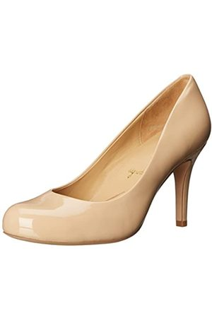 FrenchTrotters Women's Gigi, Nude Patent