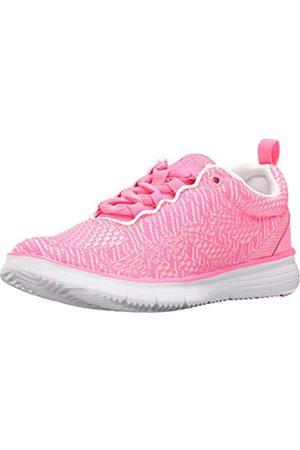 Propet Propet Women's Travelfit Pro Walking Shoe, Pink/White