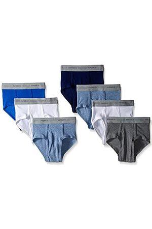 Hanes Hanes Jungen 7er Pack Dyed Slips - - Small