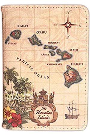 Island Heritage Reisepasshülle Inseln Hawaii