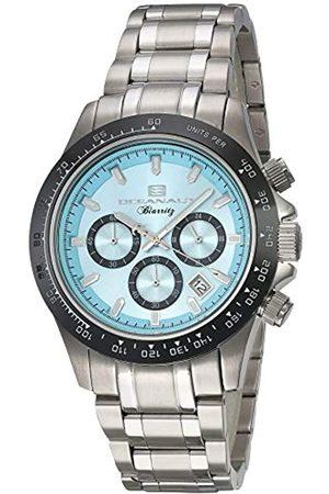 Oceanaut Herren Uhren - Herren Quarz Analog Uhr OC6111